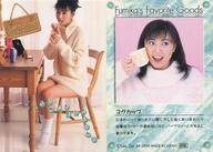07 : 鈴木史華/FUMIKA'S ROOM/鈴木史華 トレーディングカード