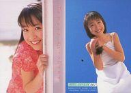 061 : 黒川智花/雑誌「four sphere Vol.6」付録トレカ