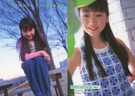 062 : 黒川智花/雑誌「four sphere Vol.6」付録トレカ