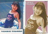 SP-A3 [スペシャルカード(ミラー)] : 俵有希子/スペシャルカード(ミラー)/俵有希子&小百合 オフィシャルカードコレクション