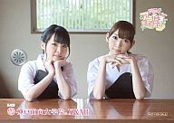 伊藤かな恵・井上麻里奈/DVD「神戸前向女学院。XI&XII」ラジオ関西特典