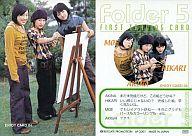 060 : Folder 5/ENJOY CARD 06(レギュラーカード)/Folder 5 FIRST TRADING CARD