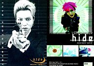 082 : hide/hide official trading card
