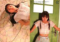 004 : 石田未来/レギュラーカード/石田未来 ファーストトレーディングカード suger time