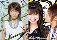 No.016 : MIYU/スペシャルカードB1(ホイル&パラレル仕様)/ZONE 1st トレーディングカード Cute & Powerful Card