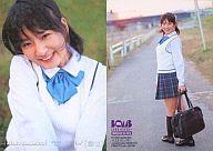 H016 : 山本綾乃/ホロカード(パラレル仕様)/まるごとコスプレ 2003 トレーディングカード BOMB CARD HYPER+