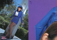 057 : 松井友香/レギュラーカード/出動 ! ミニスカポリス COLLECTION CARDS