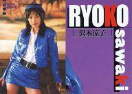 064 : 沢木涼子/レギュラーカード/出動 ! ミニスカポリス COLLECTION CARDS