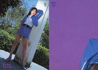 066 : 沢木涼子/レギュラーカード/出動 ! ミニスカポリス COLLECTION CARDS