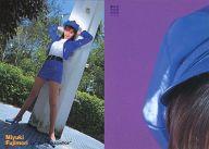 075 : 藤森みゆき/レギュラーカード/出動 ! ミニスカポリス COLLECTION CARDS