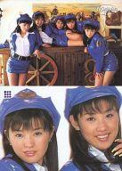 091 : ミニスカポリス/レギュラーカード/出動 ! ミニスカポリス COLLECTION CARDS