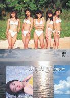 100 : 藤森みゆき/レギュラーカード/出動 ! ミニスカポリス COLLECTION CARDS