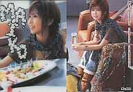 No.004 : MAIKO/スペシャルカードA(3Dカード)/ZONE 1st トレーディングカード Cute & Powerful Card
