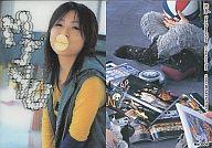 No.008 : MIYU/スペシャルカードA(3Dカード)/ZONE 1st トレーディングカード Cute & Powerful Card