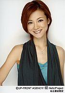 モーニング娘。/吉澤ひとみ/バストアップ・衣装緑/名古屋限定