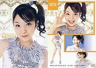 021 : 阿嘉奈津/レギュラーカード/Folder 5 FIRST TRADING CARD
