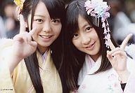 峯岸みなみ・小野恵令奈/桜の栞/とらのあな特典