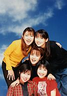 モーニング娘。/集合(5人)/CD「愛の種」特典生写真