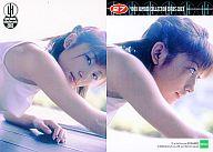27 [レギュラーカード] : 熊田曜子/レギュラーカード/熊田曜子 コレクションカード 2003