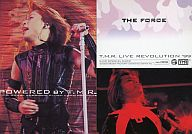 No.008 : T.M.Revolution/西川貴教/スペシャルカードB(LIVE SPECIAL CARD)/ホイル加工/T.M.R. Royal Straight Flush Card REBIRTH