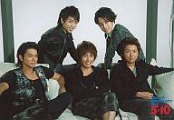 嵐/集合(5人)/横型/相葉センター/写真右大野/写真左松本/ARASHI Anniversary Tour 5×10