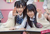 渡辺麻友・多田愛佳/横型/週刊AKBvol.7特典生写真