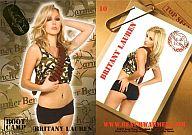 10 : Britany Lauren(ブリタニーローベン)