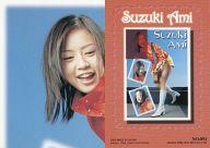 No.091 : 鈴木亜美/レギュラーカード/鈴木あみ (鈴木亜美) トレーディングコレクション パート2