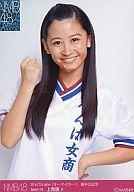 上西恵/バストアップ・左手腰・右手グー/CD「オーマイガー!」握手会記念