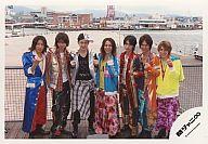 関ジャニ∞/集合(7人)/横型・野外・センター渋谷ピース/公式生写真