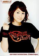 モーニング娘。/光井愛佳/バストアップ・左手腰・右手グー/Hello! Project 2011 WINTER ~歓迎新鮮まつり~
