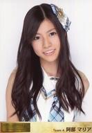 阿部マリア/バストアップ/DVD「AKBがいっぱい SUMMER TOUR 2011」特典