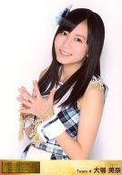 大場美奈/上半身/DVD「AKBがいっぱい SUMMER TOUR 2011」特典