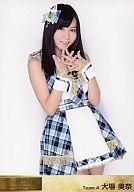 大場美奈/膝上/DVD「AKBがいっぱい SUMMER TOUR 2011」特典
