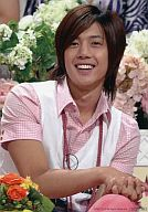 Kim HyunJoong(キム・ヒョンジュン)/赤チェックシャツ/リーダーヒョンジュンの私たち結婚しましたcollection特典トレカ