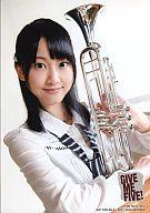 松井玲奈/CD「GIVE ME FIVE!」通常盤特典生写真