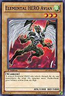RYMP-EN001 [N] : Elemental HERO Avian/E・HERO フェザーマン