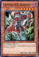 RYMP-EN005 [N] : Elemental HERO Necroshade/E・HERO ネクロダークマン