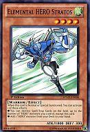 RYMP-EN008 [N] : Elemental HERO Stratos/E・HERO エアーマン