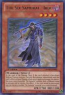 RYMP-EN093 [UR] : The Six Samurai-Irou/六武衆-イロウ