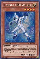 RYMP-EN010 [シク] : Elemental HERO Neos Alius/E・HERO アナザー・ネオス