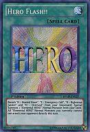 RYMP-EN027 [シク] : HERO Flash!!/ヒーローフラッシュ!!