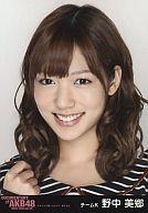 野中美郷/バストアップ/映画「DOCUMENTARY of AKB48 Show must go on 少女たちは、傷つきながら夢を見る」前売り特典