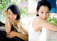 小池里奈/バストアップ/雑誌[ヤングアニマル2010年 No.4]セブンイレブン特典