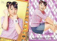 NO.325 : 加護亜依/ノーマル/モーニング娘。 TRADING COLLECTION