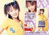 NO.333 : 高橋愛/ノーマル/モーニング娘。 TRADING COLLECTION