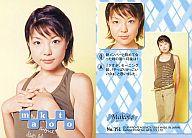 NO.351 : 小川麻琴/ノーマル/モーニング娘。 TRADING COLLECTION