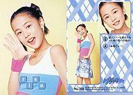 NO.360 : 新垣里沙/ノーマル/モーニング娘。 TRADING COLLECTION