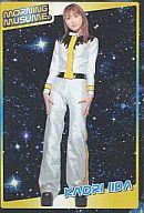 NO.16 : 飯田圭織/ネームカード/モーニング娘。プリネームプチカード