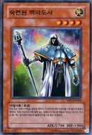 MFC-KR064  [SR] : 熟練の白魔導師